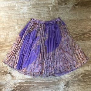 Purple skirt from ASOS